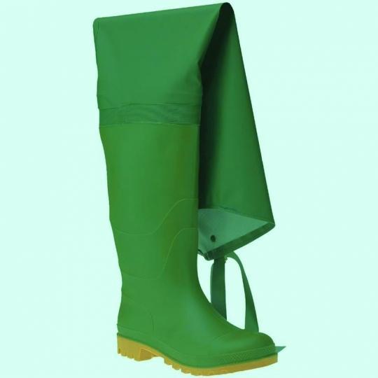 STIVALI TUTTACOSCIA IN GOMMA NATURALE INDUSTRIAL STARTER  -  - Stivali di protezione