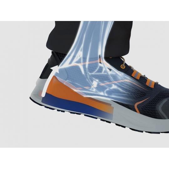 supporto tallone scarpa da lavoro k-speed