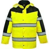 Giacca Classic Bicolore Hi-Vis  - Portwest - Abbigliamento da lavoro