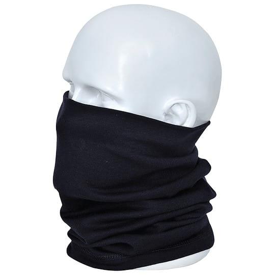 PARACOLLO PORTWEST FR19 IGNIFUGO E ANTISTATICO MODAFLAME CON PROTEZIONE 1 DA ARCO ELETTRICO  - Portwest - Cappelli e bandane