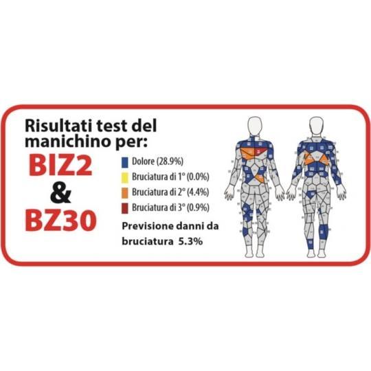 PANTALONI DA LAVORO PORTWEST BZ30 BIZWELD IGNIFUGA E ANTISTATICA CON PROTEZIONE 2 DA ARCO ELETTRICO IDEALE PER SALDATORI  - P...