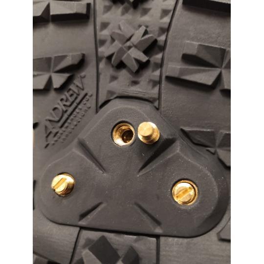 Chiodi filettati per scarponi antitaglio Andrew  - Andrew - Scarponi antitaglio