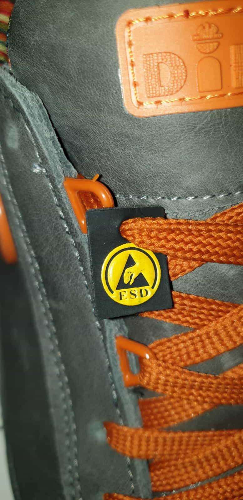 scarpe antinfortunistiche ESD