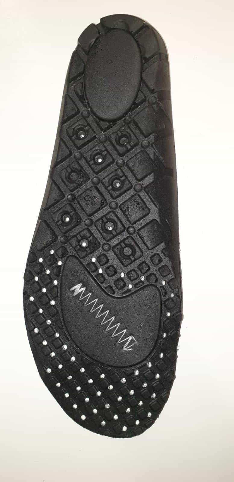 scarpe antinfortunistiche antistatiche zig zag scarico a terra